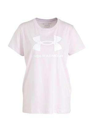 sport T-shirt lila