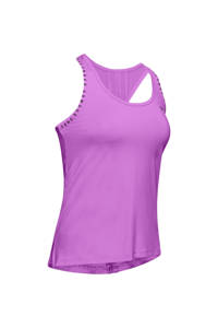 Under Armour sporttop paars, Paars