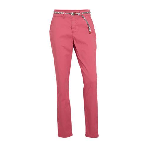 C&A Yessica regular fit broek roze