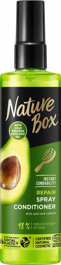 Nature Box Avocado spray conditioner - 200 ml