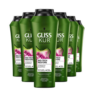 Bio-Tech Restore shampoo - 6x250 ml