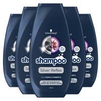 Schwarzkopf Reflex zilvershampoo - 5x250 ml
