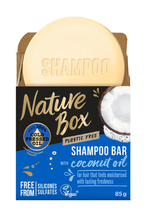Coconut shampoo bar - 85 gr
