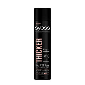 Thicker haarspray - 400 ml