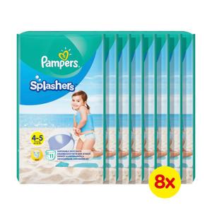 Splashers zwemluiers maat 4-5 - 8x11