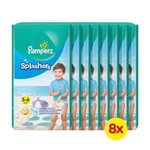 Splashers zwemluiers maat 5-6 - 8x10