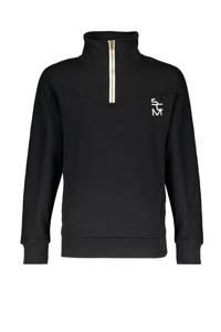 Street called Madison sweater Chill Out zwart, Zwart
