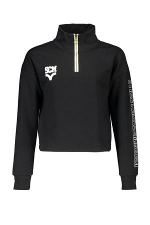sweater Daily zwart