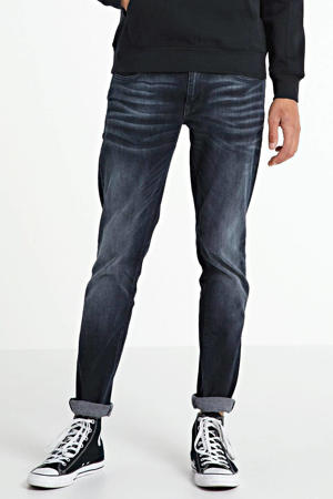 Ozzy tapered fit jeans 9001greey steel
