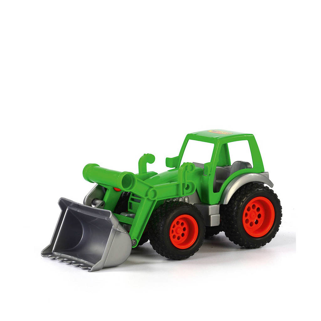 Polesie  Wader tractor met voorlader
