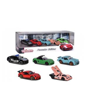 Porsche voertuigen, 5 stuks