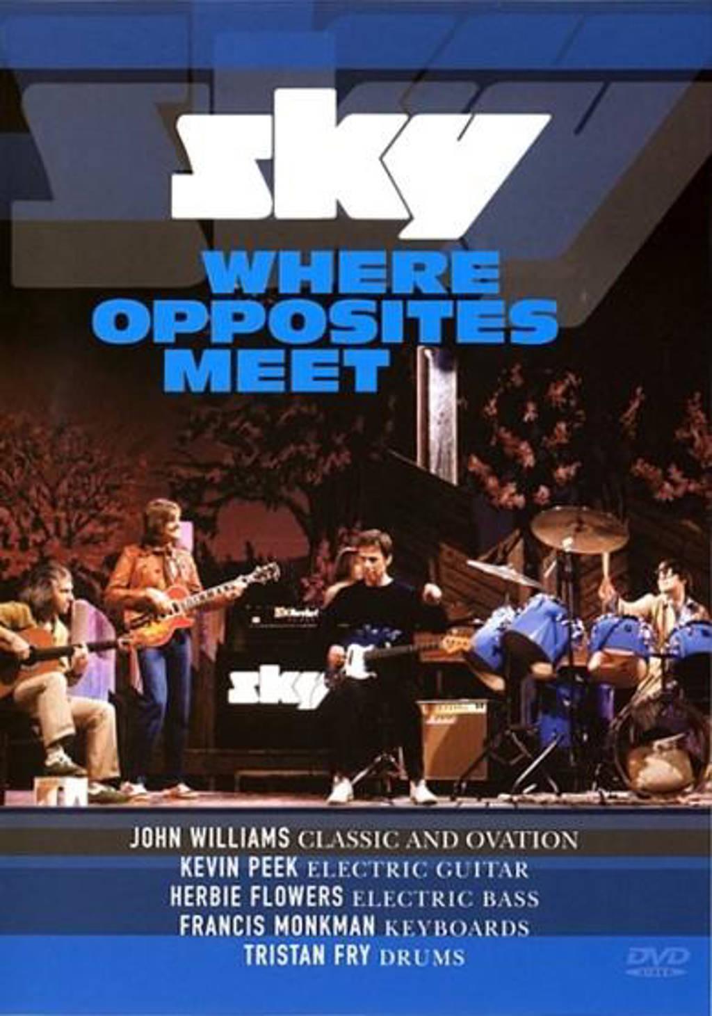 Sky - where opposites meet (DVD)