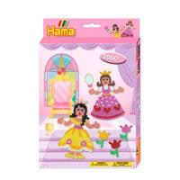 Hama strijkkralenset Prinses, 2000 strijkkralen