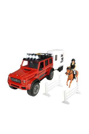 Playlife Paardentrailer set