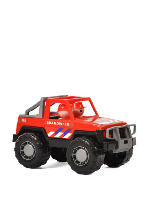 Brandweer Jeep
