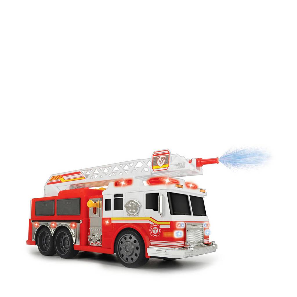 Dickie  Brandweerwagen met licht en geluid