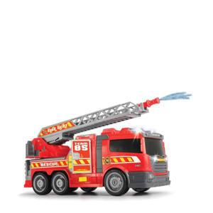Brandweerauto met Waterpomp