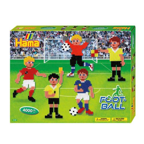 Strijkkralen Hama Voetbal 4000 Stuks