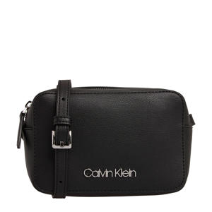 crossbody tas Camera zwart