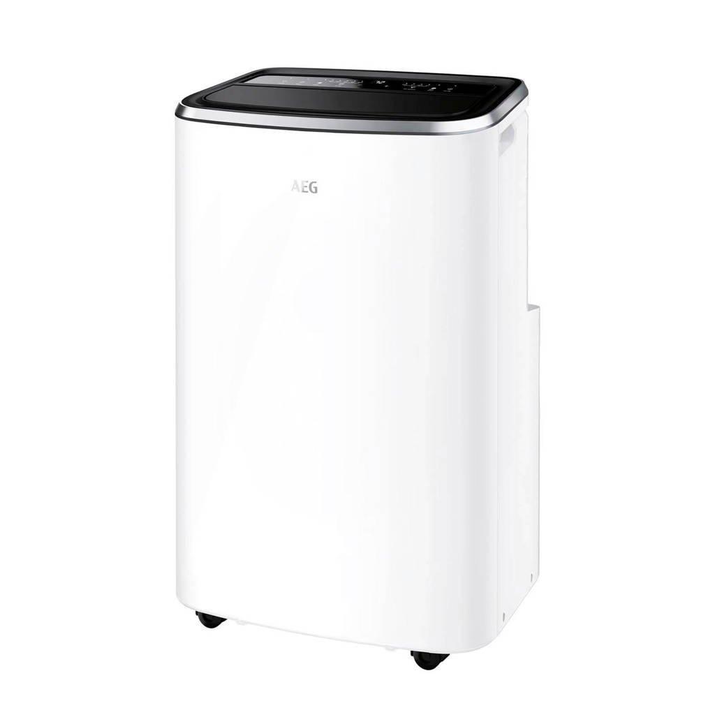 AEG AXP34U338BW mobiele airconditioner, Wit