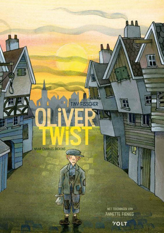 Oliver Twist - Charles Dickens en Tiny Fisscher