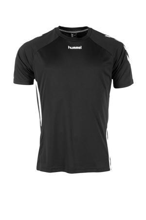 sport T-shirt zwart