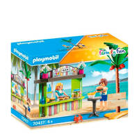 Playmobil Family Fun   Strandkiosk - 70437