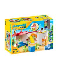 Playmobil 1-2-3  Mijn meeneem kinderdagverblijf 70399