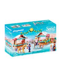 Playmobil Spirit   Kerstmis in Miradero 70395