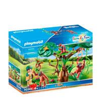 Playmobil Family Fun Orang-Oetan in de boom - 70345