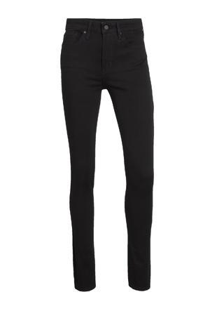 721 high waist skinny jeans long shot