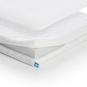 ® Essential Pack 2-in-1 : Matras + 3D Beschermer (70x140 cm)
