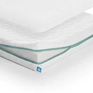 ® ECOlution Pack 2-in-1 : Matras + 3D Beschermer (60x120 cm)