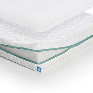 ® ECOlution Pack 2-in-1 : Matras + 3D Beschermer (70x140 cm)