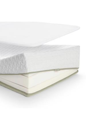 ® ECOlution Pack PREMIUM : Matras + 3D Beschermer (60x120 cm)