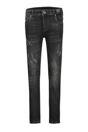 skinny jeans Jeans Pure White zwart