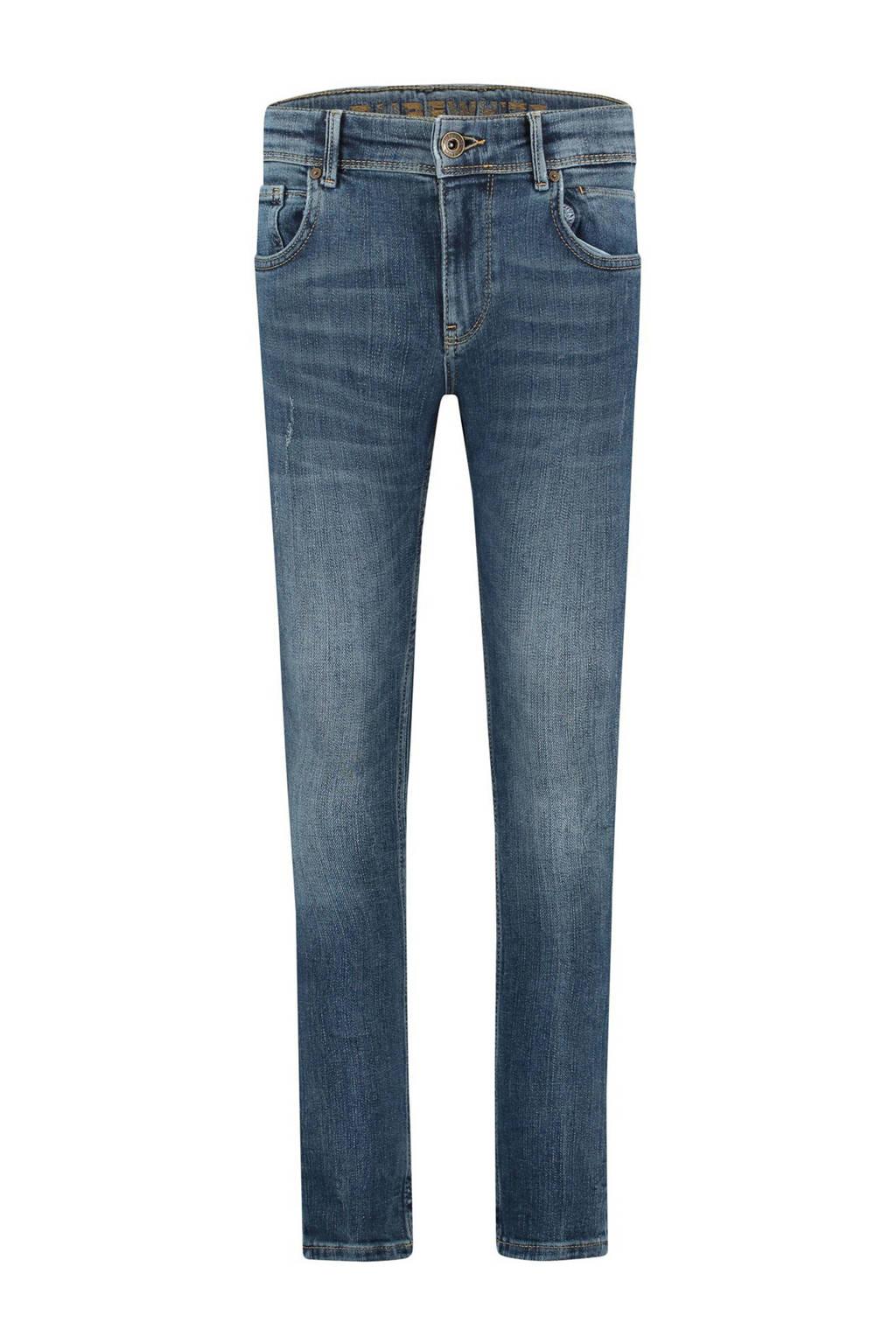 Ballin skinny jeans Jeans Pure White blauw, Blauw