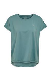 ONLY PLAY sport T-shirt blauw, Blauw