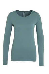 ONLY PLAY sport T-shirt grijsblauw, Grijsblauw