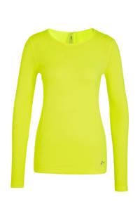ONLY PLAY sport T-shirt limegroen, Limegroen