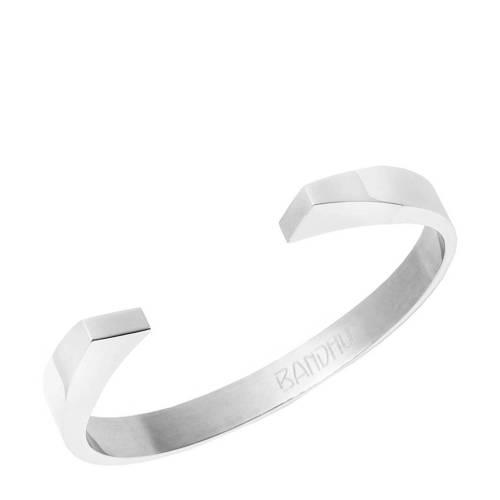 Bandhu armband Vinyasa zilver
