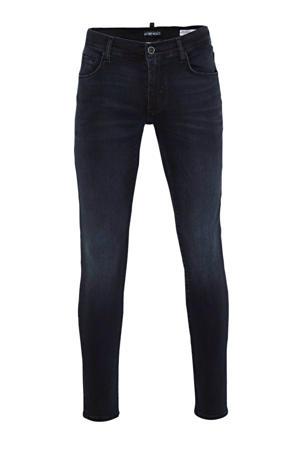 Gilmour super skinny fit jeans dark denim