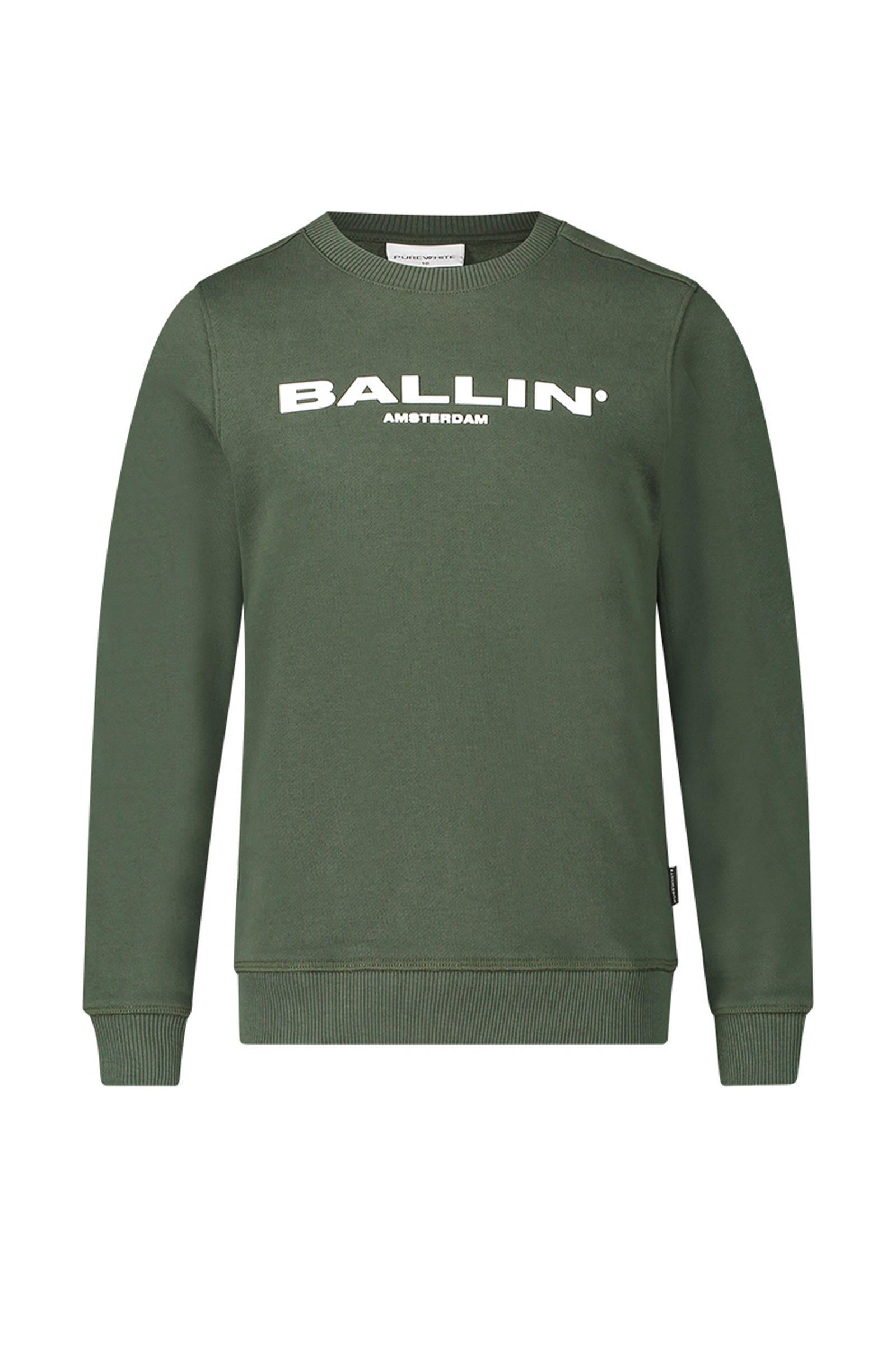 ballin amsterdam junior by purewhite Ballin sweater blauw