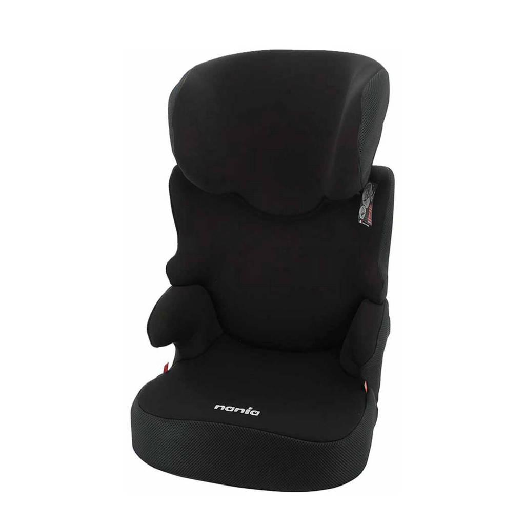 Nania autostoel Groep 2/3 - BEFIX SP ECO - SHADOW BLACK, Zwart