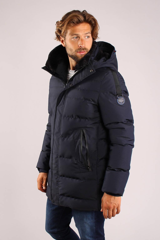 GABBIANO jas donkerblauw, Donkerblauw