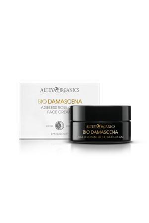 Organic Rose Otto Ageless Bio Damascena gezichtscreme - 50 ml