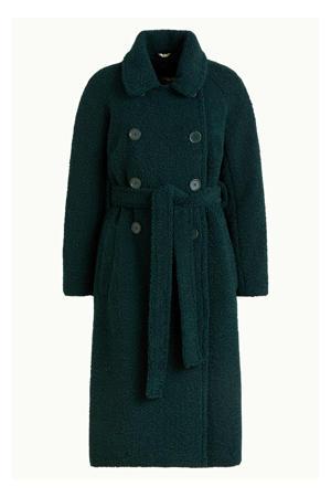 teddy jas Edith Murphy met ceintuur donkergroen