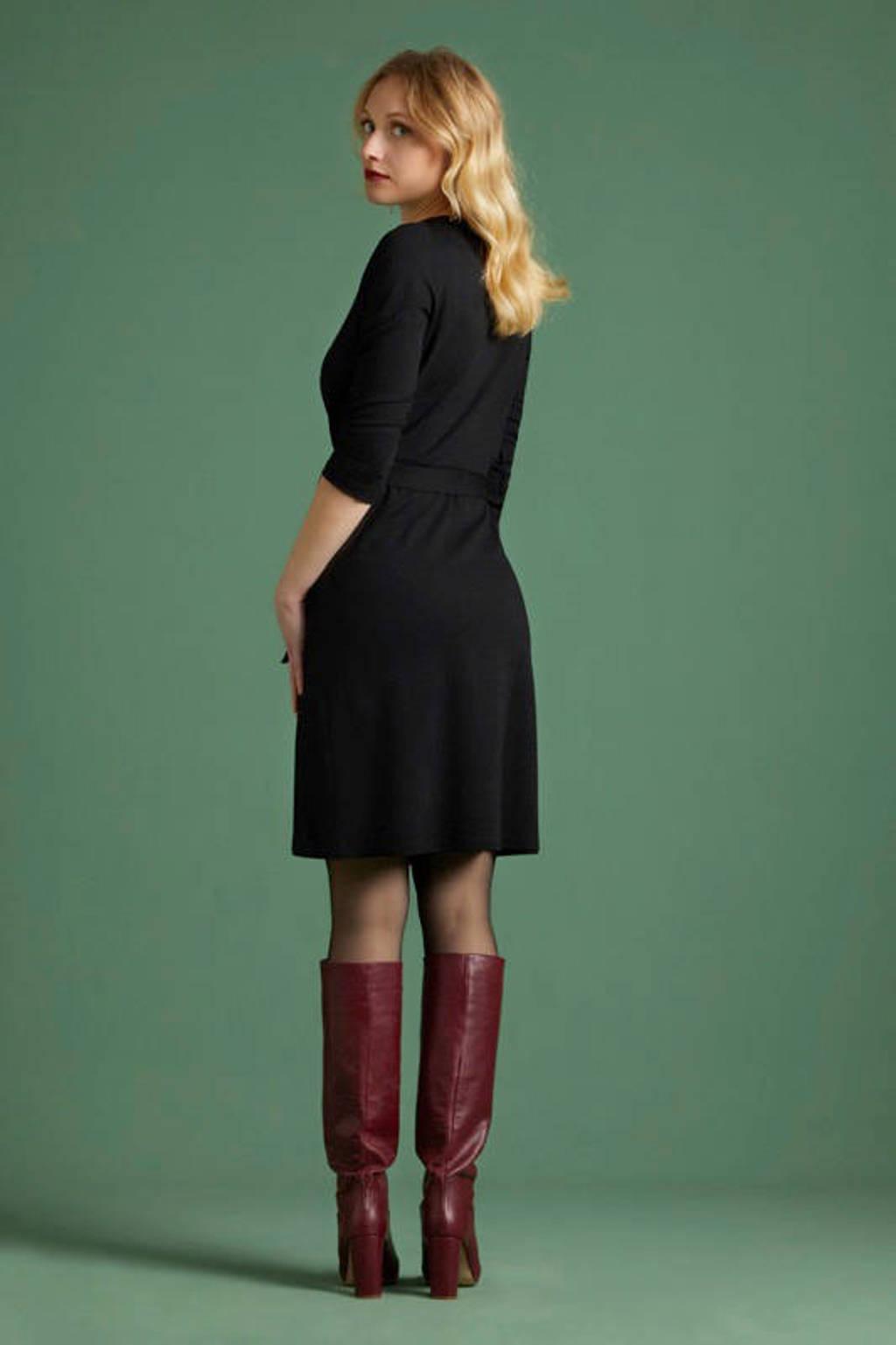 King Louie jurk Hailey Milano zwart, Zwart