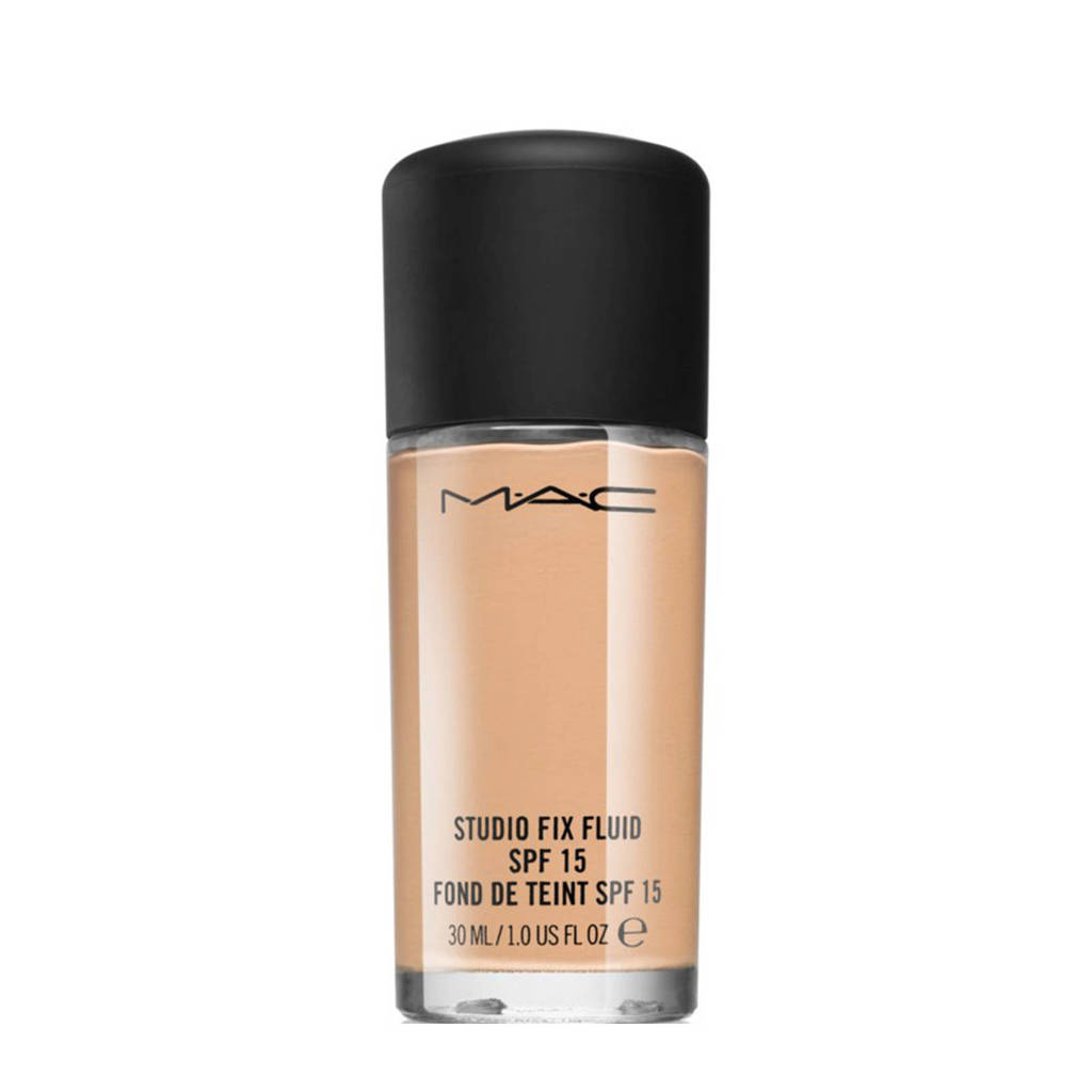 MAC Cosmetics Studio Fix Fluid SPF15 foundation - NW 25