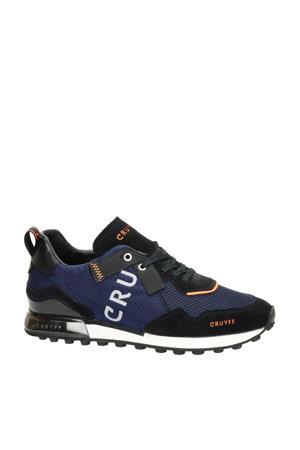Superbia  sneakers blauw/zwart